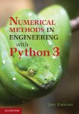 Numerical Methods in Engineering with Python 3  3rd 2013 (Revised) edition cover