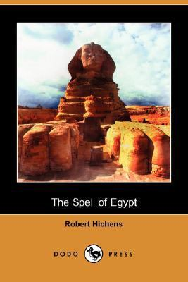 Spell of Egypt  N/A 9781406563856 Front Cover