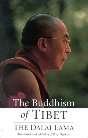 Buddhism of Tibet   2002 (Reprint) 9781559391856 Front Cover