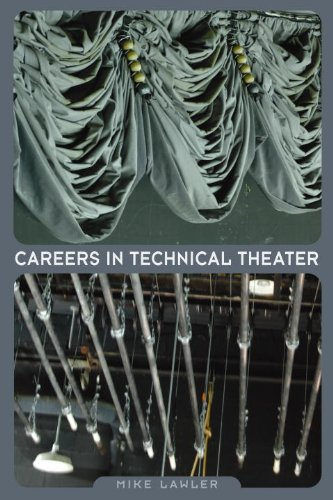 Careers in Technical Theater   2007 edition cover