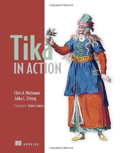 Tika in Action   2011 9781935182856 Front Cover