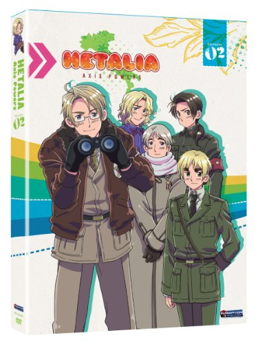 Hetalia: Axis Powers: Season 2 System.Collections.Generic.List`1[System.String] artwork