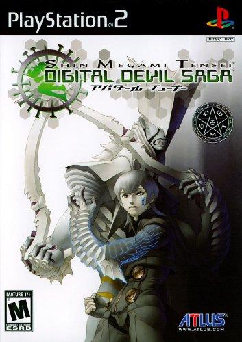 Shin Megami Tensei: Digital Devil Saga - PlayStation 2 PlayStation2 artwork