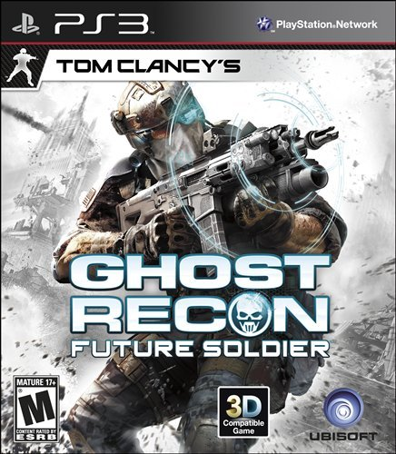 Tom Clancy's Ghost Recon: Future Soldier - Playstation 3 PlayStation 3 artwork