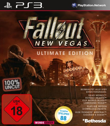 Fallout New Vegas - Ultimate Edition PlayStation 3 artwork