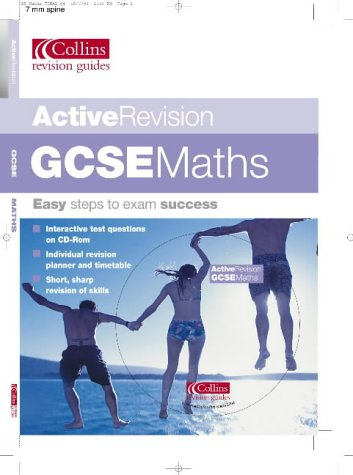 GCSE Maths (Active Revision) N/A edition cover