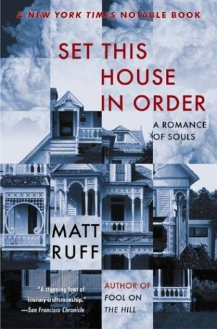 Set This House in Order A Romance of Souls N/A edition cover