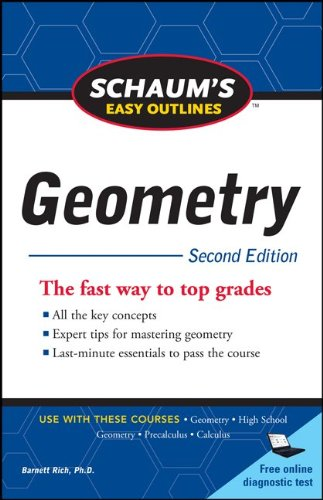 Geometry  2nd 2011 edition cover