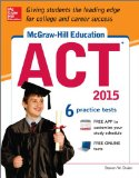 Mcgraw-hill Education Act 2015:   2014 edition cover