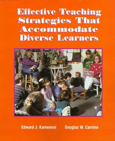 Effective Teaching Strategies That Accommodate   1998 9780133821857 Front Cover