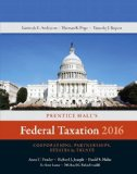 Prentice Hall's Federal Taxation 2016 Corporations, Partnerships, Estates and Trusts  29th 2016 edition cover