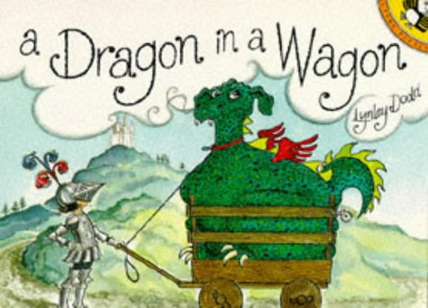 A Dragon in a Wagon (Picture Puffin) N/A edition cover