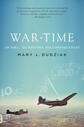 War Time An Idea, Its History, Its Consequences  2013 edition cover