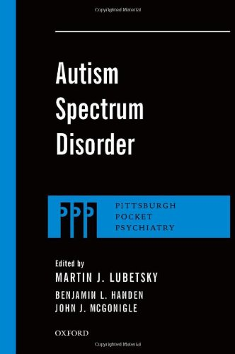 Autism Spectrum Disorder   2011 9780199753857 Front Cover