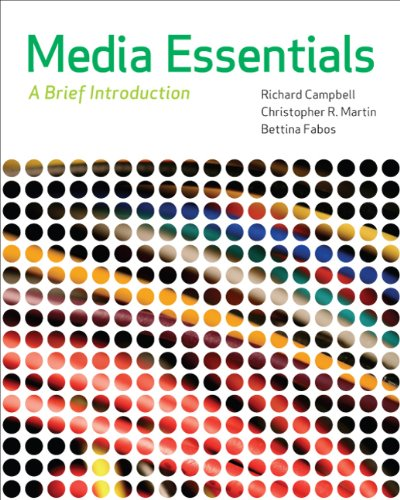 Media Essentials A Brief Introduction Brief Edition  edition cover