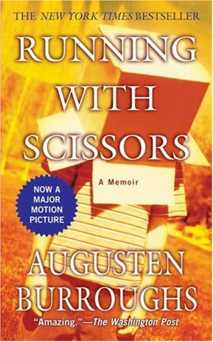 Running with Scissors A Memoir  2006 edition cover