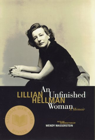 Unfinished Woman A Memoir N/A edition cover