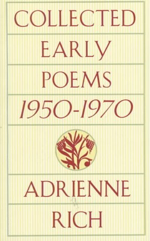 Collected Early Poems, 1950-1970  N/A edition cover