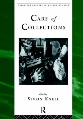 Care of Collections   1994 edition cover