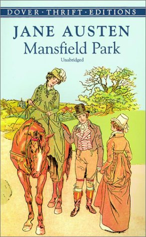 Mansfield Park  N/A edition cover
