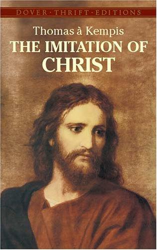 Imitatio Christi   2003 9780486431857 Front Cover