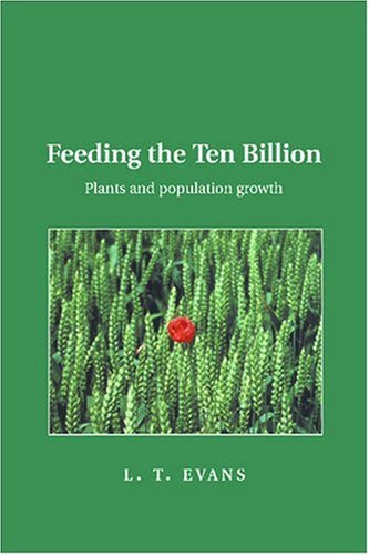 Feeding the Ten Billion Plants and Population Growth  1998 edition cover