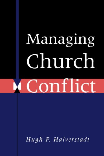 Managing Church Conflict  N/A edition cover