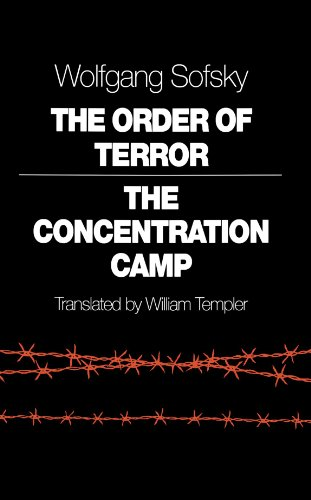 Order of Terror The Concentration Camp  1999 edition cover