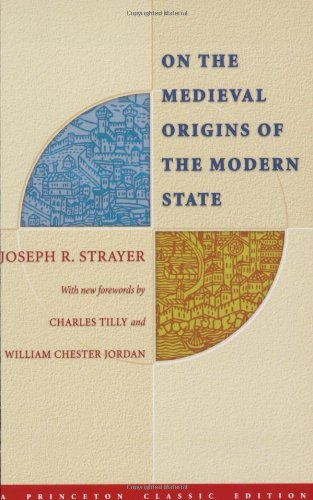On the Medieval Origins of the Modern State  2nd 2005 (Revised) edition cover