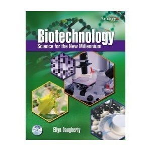Biotechnology Science for the New Millennium N/A 9780763842857 Front Cover