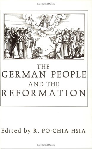 German People and the Reformation   1988 9780801494857 Front Cover