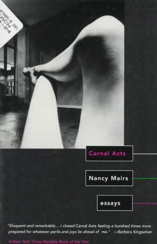 Carnal Acts Essays 2nd 1996 edition cover