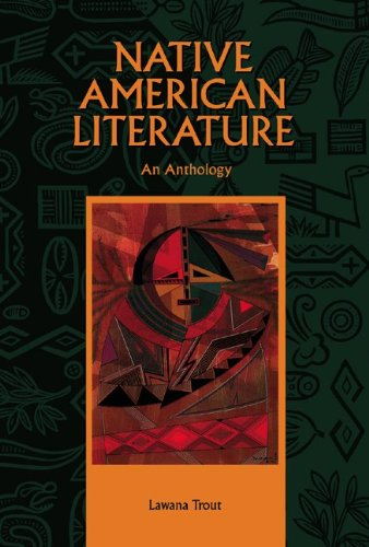 Native American Literature An Anthology  1999 edition cover