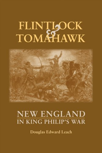 Flintlock and Tomahawk New England in King Philip's War N/A edition cover