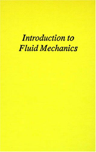 Introduction to Fluid Mechanics 2nd edition cover