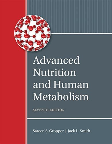 Advanced Nutrition and Human Metabolism:   2017 9781305627857 Front Cover