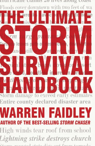 Ultimate Storm Survival Handbook   2006 9781401602857 Front Cover