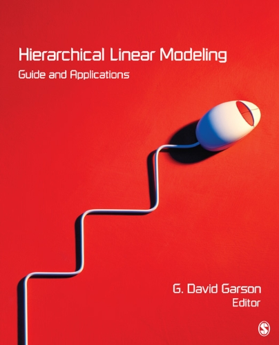 Hierarchical Linear Modeling Guide and Applications  2013 edition cover