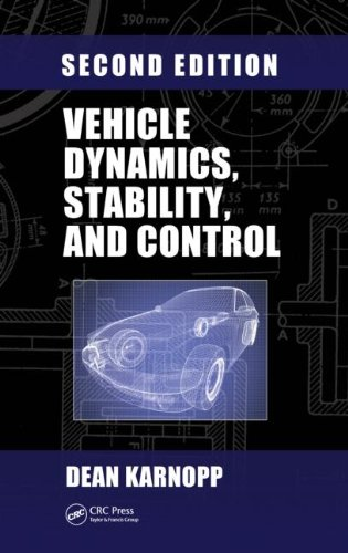 Vehicle Dynamics, Stability, and Control, Second Edition  2nd 2013 (Revised) edition cover