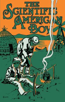 Scientific American Boy Or the Camp at Willow Clump Island N/A 9781557091857 Front Cover