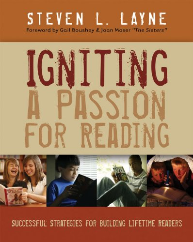 Igniting a Passion for Reading Successful Strategies for Building Lifetime Readers  2009 edition cover