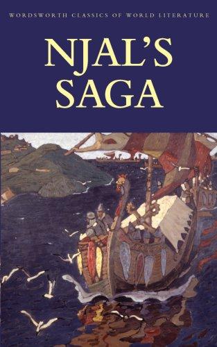 Njal's Saga  N/A edition cover