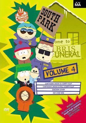 South Park, Vol. 4 System.Collections.Generic.List`1[System.String] artwork