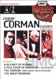 Roger Corman Classics - Collection 1 (A Bucket of Blood, Little Shop of Horrors, The Terror, The Wasp Woman) System.Collections.Generic.List`1[System.String] artwork