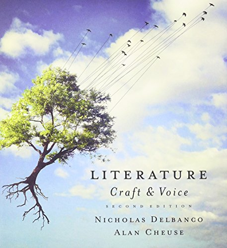 Literature: Craft & Voice 2nd 2012 edition cover