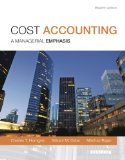 Cost Accounting: Student Value Edition  2014 edition cover