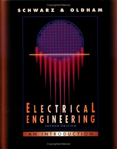 Electrical Engineering An Introduction 2nd 1993 (Revised) edition cover