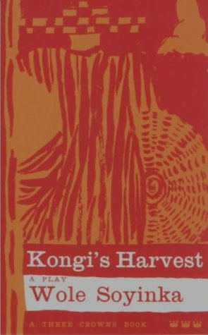 Kongi's Harvest  N/A 9780199110858 Front Cover