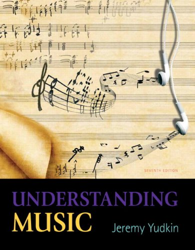 Understanding Music  7th 2013 edition cover