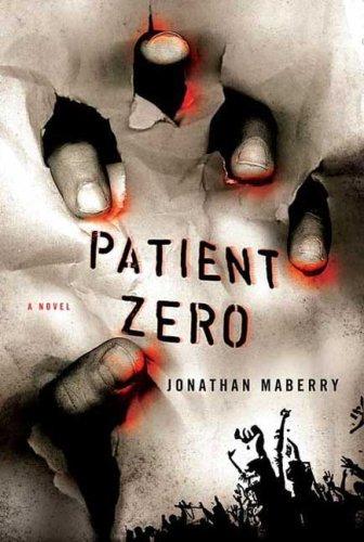 Patient Zero   2009 edition cover